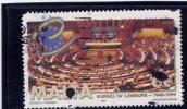 MALTA, 1999, # 966, Council Of Europe, 50 Th Anniv. USED - Malte