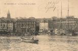 CPA 13 -MARSEILLE -Le Vieux Port Et La Mairie - Vecchio Porto (Vieux-Port), Saint Victor, Le Panier