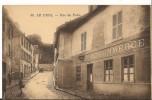"""LE PECQ Rue De Paris  - No 45  - ANIME -"""" CAFE DU COMERCE"""" - Le Pecq"""