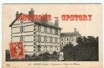 23 - GUERET - HM N° 183 < Gendarmerie Et Pavillon Des Officiers - Gendarme - Dos Scané - Guéret