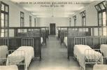 ARES : Aérium De La Fondation Wallerstein, Pavillons Des Petits 1926. 2 Scans. Edition L V - Autres Communes