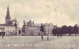 SAINT NICOLAS = La Grand'Place Et Le Musée - Carte Animée  (écrite) 1908 - Sint-Niklaas