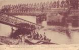 TERMONDE = Pont Détruit Pour Retarder La Marche Des Allemands  (écrite) - Bélgica