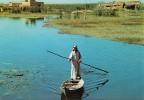 IRAQ - Nasiriyyah - The Marshes - Iraq