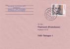 Cover / Brief/lettre 1992 - Storia Postale