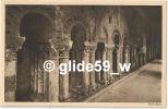 ANGERS - Les Arcades Romanes De L'ancienne Abbaye Saint-Aubin, Devenue Aujourd'hui La Préfecture - Angers