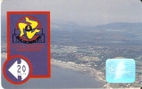 MAN-43 TARJETA DE LA ISLA DE MAN ROUND TABLE CONFERENCE 1991 - Isla De Man