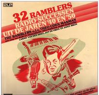 * 2LP *  32 RAMBLERS RADIO-SUCCESSEN UIT DE JAREN '40 En '50 (Holland 1983 EX!!!) - Jazz