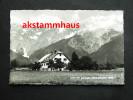 OBER-MIEMING Tirol - Foto-AK - Gasthof SCHWARZ - Ohne Zuordnung