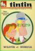 BD - TINTIN HEBDOMADAIRE - No 32, 24e ANNÉE, 1969 - 52 PAGES - DEUX NOUVEAUX HÉROS WILBUR & MIMOSA - - Tintin