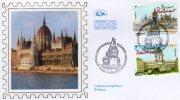 PARIS  Budapest  Le Parlement  Le Palais Royal  25/03/11 - Denkmäler