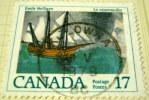 Canada 1979 Emile Nelligan Le Vaisseau D'or 17c - Used - 1952-.... Reign Of Elizabeth II