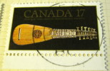 Canada 1981 Mandora 17c - Used - 1952-.... Reign Of Elizabeth II
