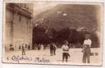 REGGIO CALABRIA-VILLAGGIO?-VERA FOTOGRAFIA IL 3-13-1912- - Reggio Calabria