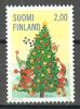 Finland 1998 ( Christmas - Christmas Tree ) - MNH (**) - Finlande