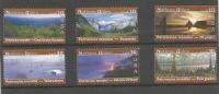 ONU GENEVE -488 à 493 - PATRIMOINE MONDIAL - USA - NEUF * * - Office De Genève