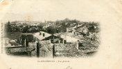 Cpa 51 Ste Menehould Vue Generale  Ecrite 190? - Sainte-Menehould