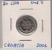 C2 Croatia 20 Lipa  2001. UNC - Croatia
