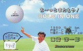 Télécarte Japon * TELEFONKAART JAPAN * GOLF  (2413) HOLE IN ONE *  SPORT * PHONECARD * TELEFONKARTE - Sport