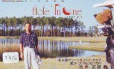 Télécarte Japon * TELEFONKAART JAPAN * GOLF  (2416) HOLE IN ONE *  SPORT * PHONECARD * TELEFONKARTE - Sport