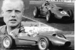 Mike Hawthorn    -  1958  -   Ferrari   -  Photo Montage 15 X 10 - Grand Prix / F1