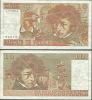 FRANCE 10 FRANCS BANKNOTE 1974 - DIX FRANCS BANQUE DE FRANCE BILLET 1974 HECTOR BERLIOZ - 1962-1997 ''Francs''