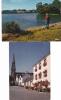 SAINT-GILLES-VIEUX-MARCHE - 2 Cartes - Saint-Gilles-Vieux-Marché