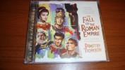 Cd Soundtrack The Fall Of The Roman Empire Dimitri Tiomkin Edition La-La Land Records Limited Edition - Musique De Films