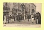 Deauville - La Rue Gontaut Biron A Midi - Deauville