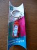 PORTE CLEFS LONDON 2012 - LONDRES 2012 - La Cabine Rouge En Métal (produit Officiel Avec Certificat - Voir Photo 3) - Habillement, Souvenirs & Autres