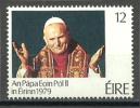 Ireland 1979 ( Visit Of Pope John Paul II To Ireland ) - MNH (**) - Irlande