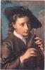 PHILIPPE MERCIER - Le Joueur De Cornemuse - Musée De STRASBOURG - Musei
