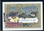78  LES  ESSARTS  Le  ROI  .....  Souvenir Au Fusain Creation Moderne Série Limitée Et Numerotée 1 à 10 ... N° 2 /10 - Les Essarts Le Roi