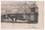 ELBEUF - Le Pont Suspendu - Elbeuf