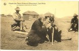Missiën Der Paters Oblaten In Basutoland, Zuid-Afrika - De Missionaris Onderricht Een Mosotho - Zuid-Afrika