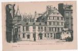 ROUEN- Place De La Pucelle - Hôtel De Bourgtheroulde Et Statue De Jeanne D´Arc - Rouen