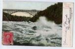 Whirpool Rapids  Niagara Falls - Chutes Du Niagara