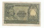 ITALY 50 Lire 1951 VF+ P 91a 91 A - [ 2] 1946-… : Républic