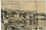 Bahia, Caes Do Porto E Mercado Litho Joaquim Ribeiro K 41377 - Brésil