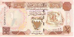 BAHRAIN 1/2 DINAR 1998 PICK 18b UNC - Bahreïn