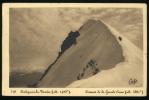 Savoie Pralognan La Vanoise 316 Sommet De La Grande Casse 1946 Daguin - Pralognan-la-Vanoise