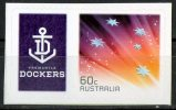 Australia 2011 Fremantle Dockers Football Club Left With 60c Red Southern Cross Self-adhesive MNH - Mint Stamps