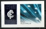 Australia 2011 Carlton Blues Football Club Left With 60c Blue Southern Cross Self-adhesive MNH - Mint Stamps