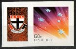Australia 2011 St Kilda Saints Football Club Left With 60c Red Southern Cross Self-adhesive MNH - Mint Stamps