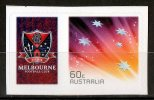 Australia 2011 Melbourne Football Club Left With 60c Red Southern Cross Self-adhesive MNH - Mint Stamps