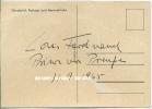 Osnabrück, 11.9.1965, Louis Ferdinand - Prinz Von Preußen - Autogramme & Autographen