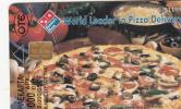"GREECE - Domino""s Pizza, Tirage 35000. 05/00, Used - Greece"