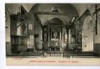SAINT-JEAN-LE-THOMAS Intérieur De L'église - France