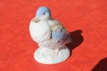 Oiseau Décoratif : Caneton En Porcelaine. - Animaux