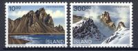 Islanda 1991 Unif. 693/94 **/MNH VF - Iceland